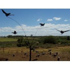 Rock Pigeon Rotary 4 Decoy Machine