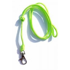 Acme Green Nylon Lanyard With Steel Swivel Hook