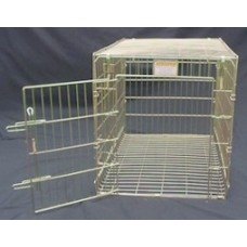 Collapsible Wire Dog Crate Medium