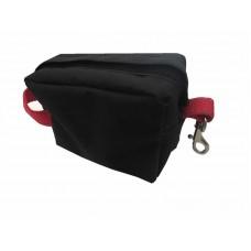 Treats Bag With Belt Clip
