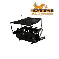 Remote Bird Launcher for quail and pigeon sized birds with up to a 700 yard range (NO transmitter) By D.T. Systems