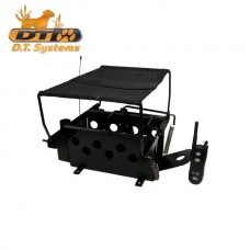 Remote Bird Launcher for quail and pigeon sized birds with up to a 700 yard range (Transmitter included) By D.T. Systems