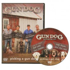 Tom Dokken's Picking A Gun Dog DVD
