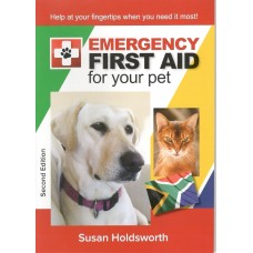 Emergency First Aid Book For Pets