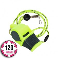 Fox40 - Sonik Blast CMG Whistle Black Neon 120dB