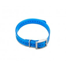 Garmin - Replacement Collar - Blue 3/4""
