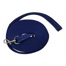 Check Cord Blue 25mm x 30ft/9m Flat Reflective Strap
