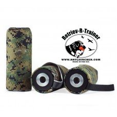 Canvas Dummy With Streamer - For Dummy Launcher - Camo
