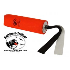 Canvas Dummy With Streamer - For Dummy Launcher - Orange