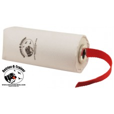 Canvas Dummy With Tail - For Dummy Launcher - White